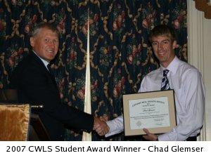 CWLS Student Award